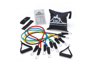 Resistance bands for Pilates