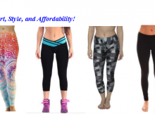 Yoga Pants For Women PWP